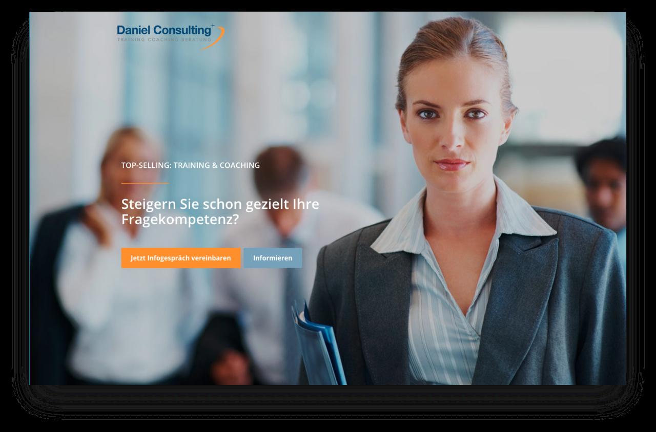 Webdesign Coaching
